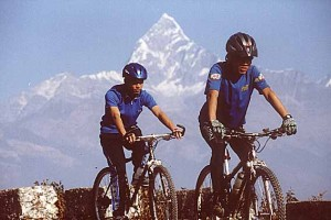 Nepal Cycle Tour