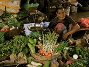 The best organic veg shop in Asia