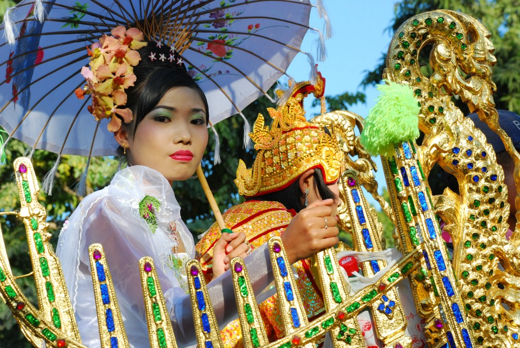 SpiceRoads Burma Cycle Tour