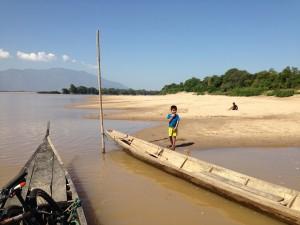 Along the Mekong River - Laos