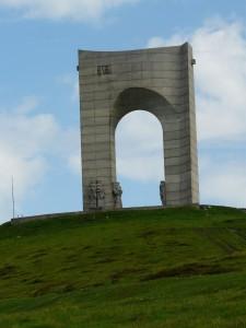 Bulgaria's Arc of Liberty