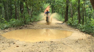 Thailand Mountain Biking