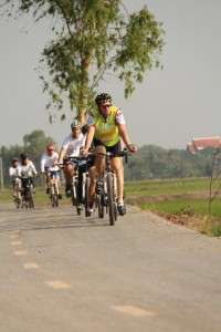 School Cycling Trip Asia
