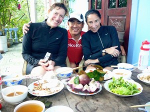 Vietnam cycle tour