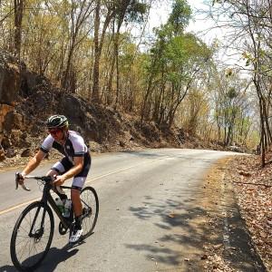 Riding in Kanchanburi