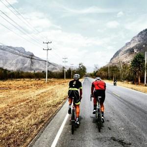 Kanchanaburi ride