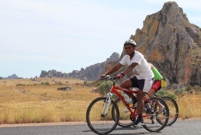 Madagascar cycle tour
