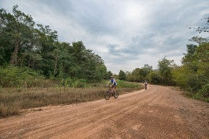 Thailand bicycle tour