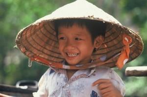 Vietnam child