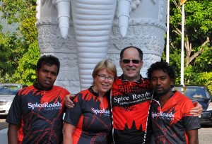 SpiceRoads cycle tours