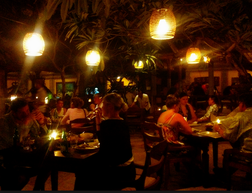 Bali restuarant