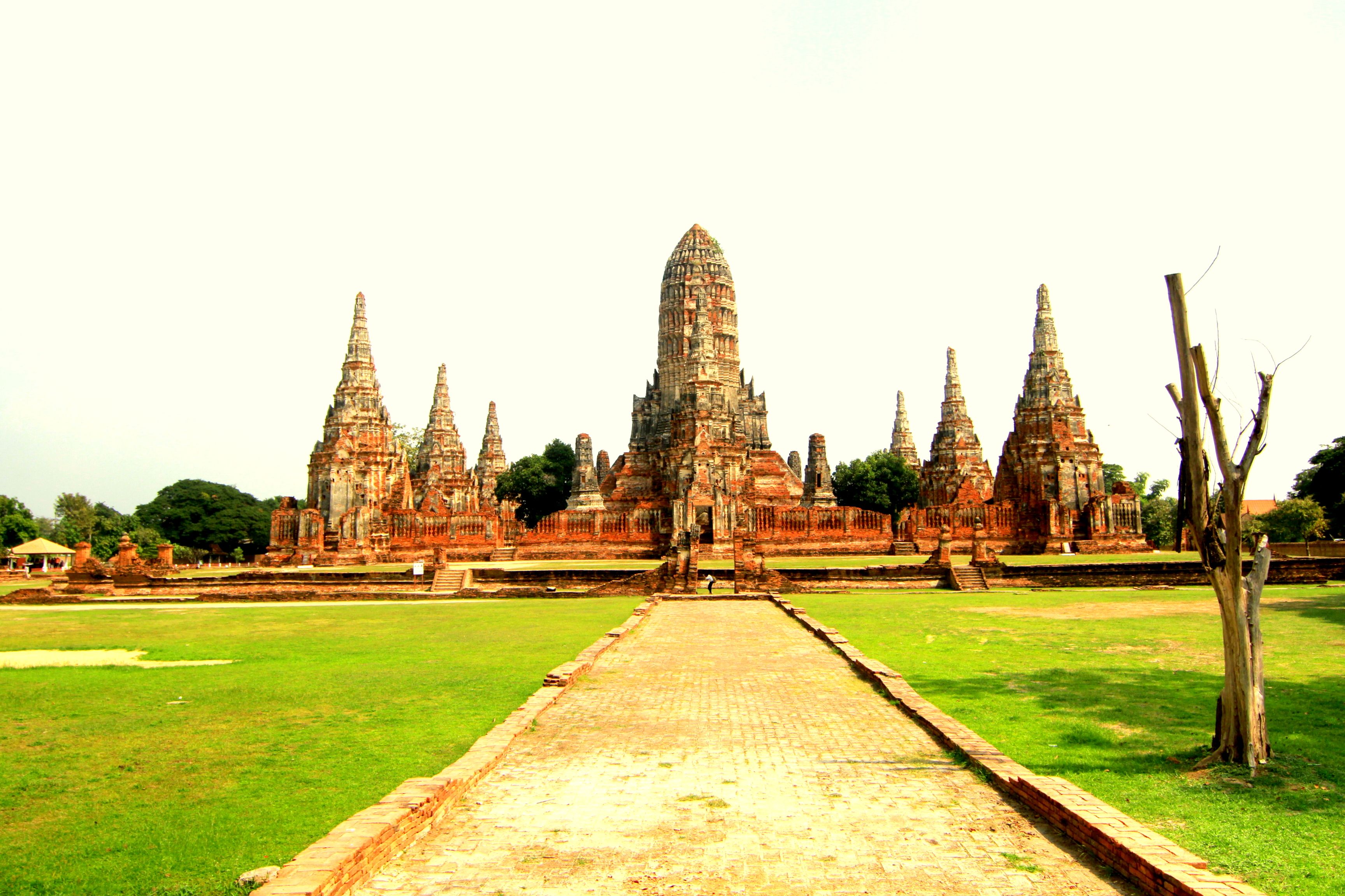 A Day Jaunt to the Ancient City of Ayutthaya