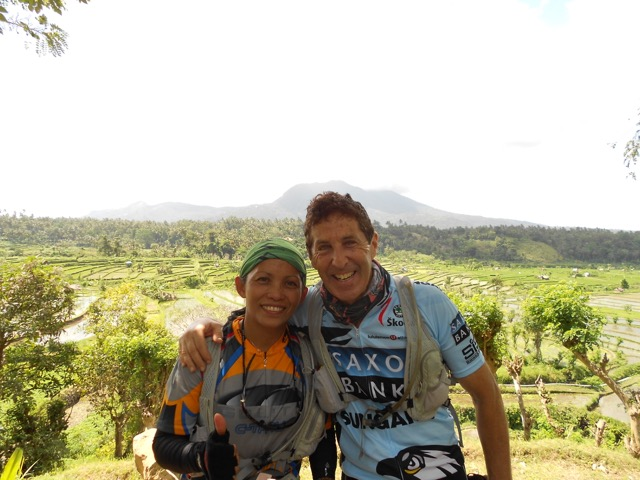 Rider of the Month – Michael and Grace Cooke