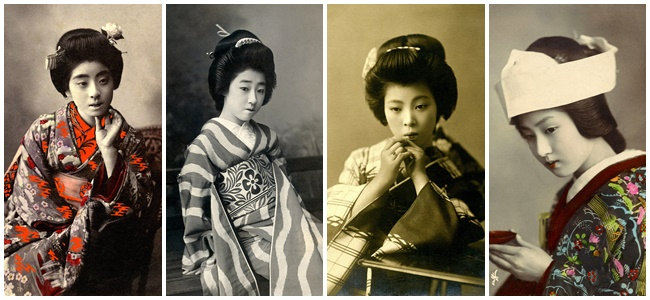 "Mystery of the ""Male"" Geisha"