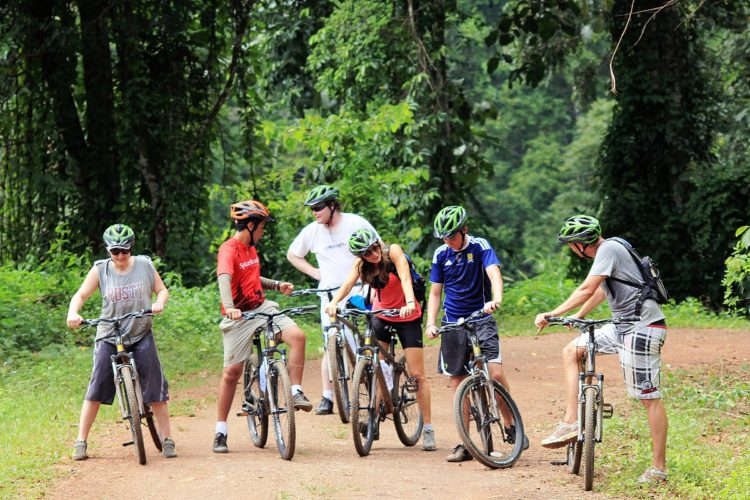 Top 5 Family Cycle Holidays in Asia