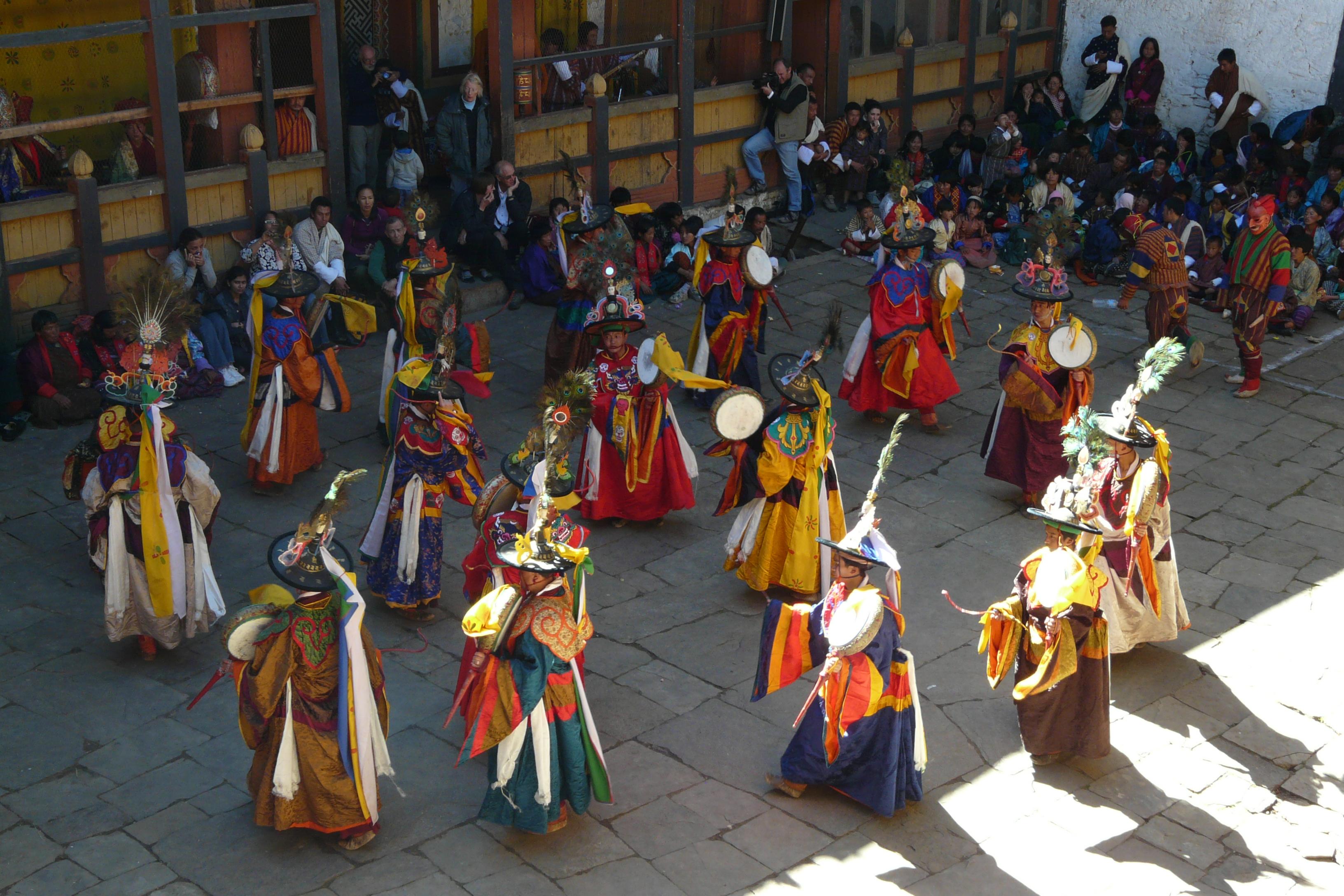 Bhutan October 2008 (915)