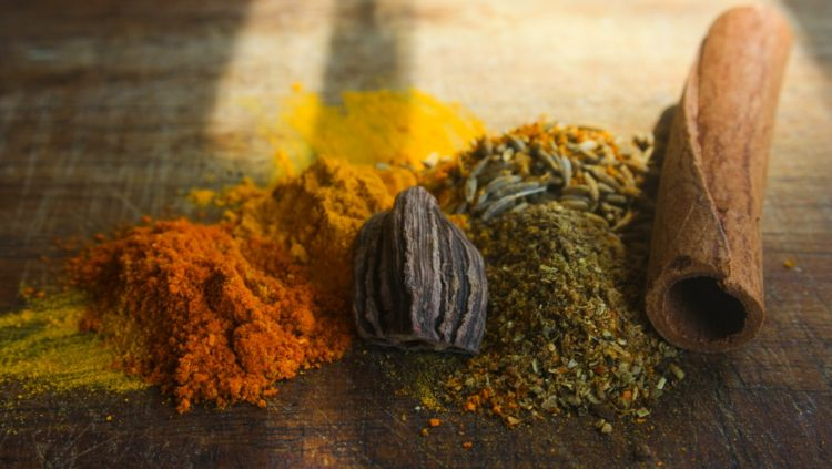 Indian Spices and Where They are From