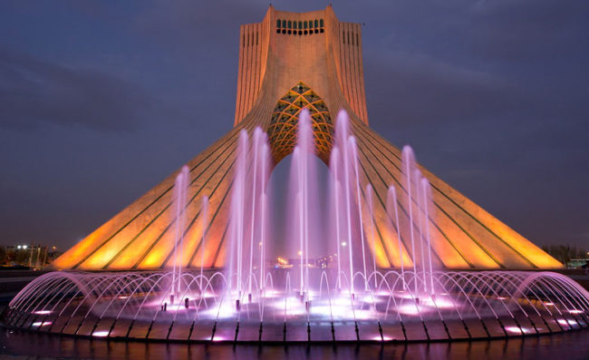 azadi-tower-tehran-iran