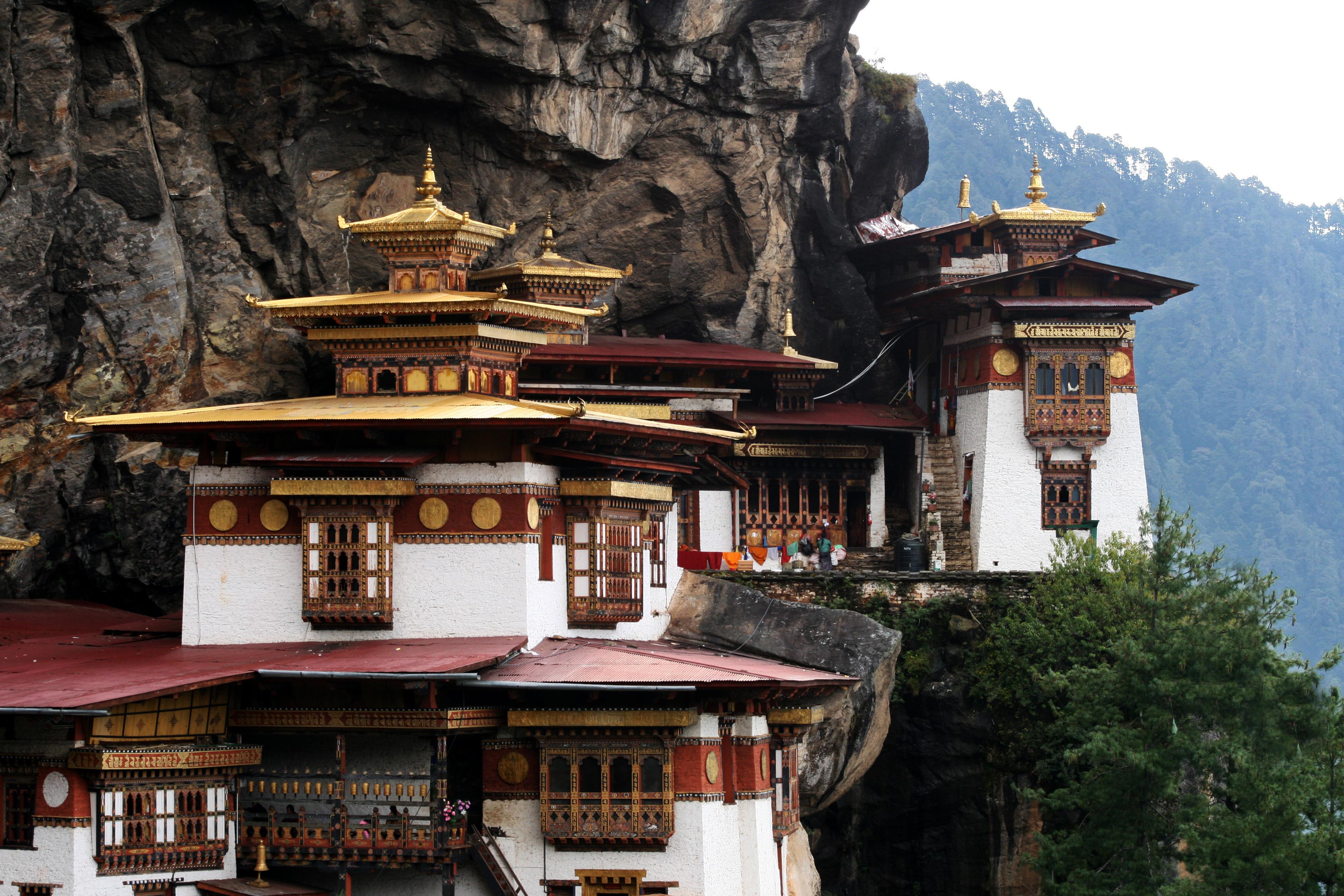 Bhutan: The Switzerland of Asia
