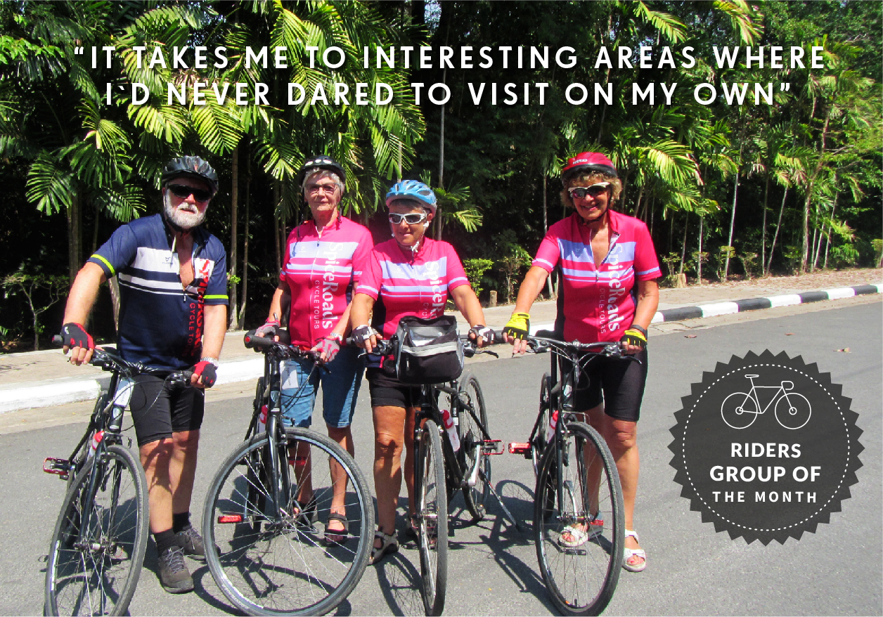 Riders of the Month – 4 Cyclists From Norway!