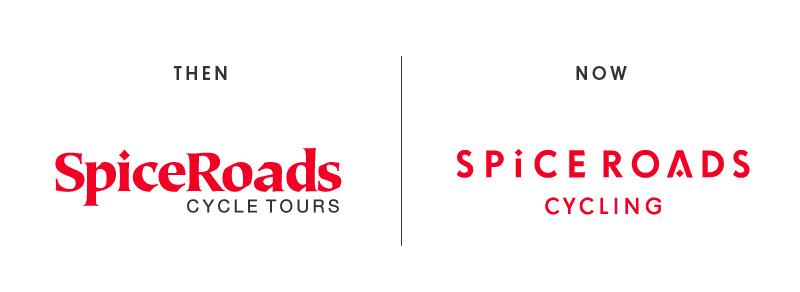spiceroads brand launch logo